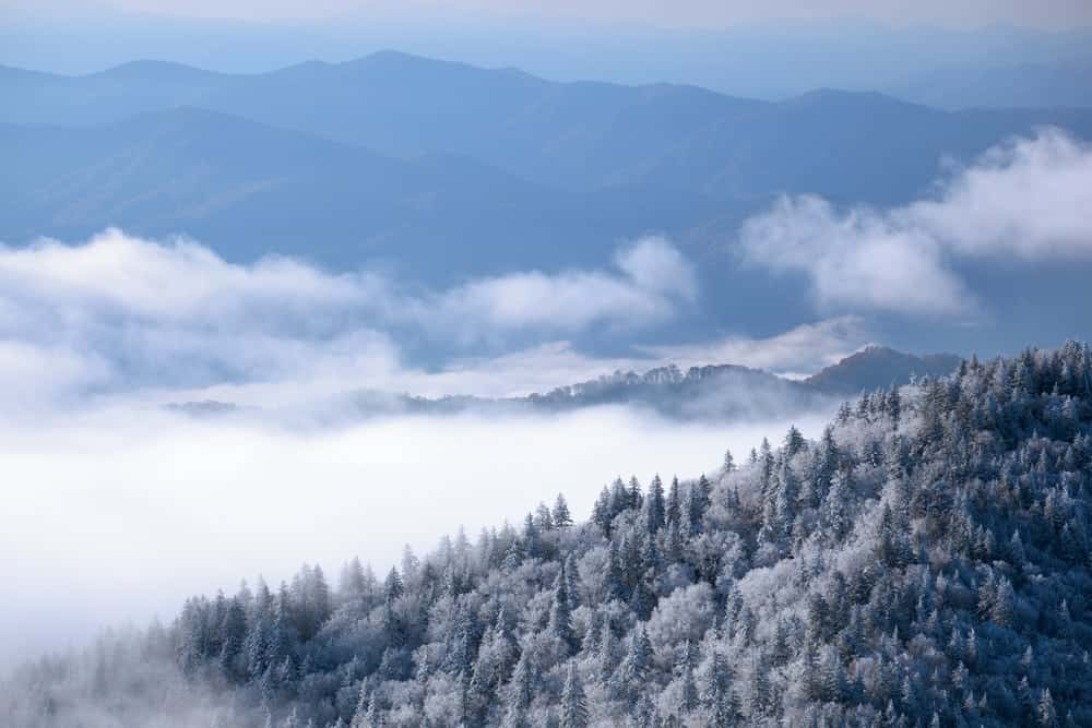 snow-in-the-Smoky-Mountains