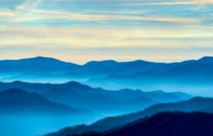 smoky mountains fog